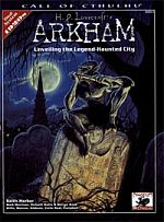H.P. Lovecraft's Arkham