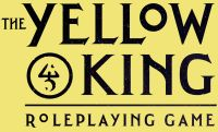 The Yellow King RPG
